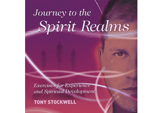 Tony Stockwell - Journey To The Spirit Realms - (CD)