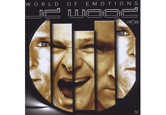 Jd Wood - World Of Emotions - (CD)