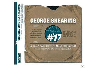 George Shearing - A Jazz Date With George Shearing - (CD)