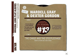 Gordon, Dexter & Gray, Wardell - The Chase & The Steeplechase [CD]
