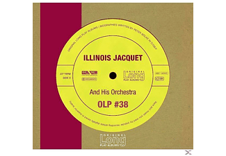 Jacquet His Orchestra, Illinois & His Orchestra Jaquet - Illinois Jaquet & His Orchestra [CD]