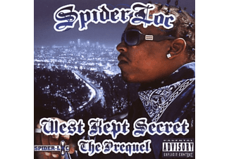 Spider Loc - West Kept Secret: The Prequel - (CD)