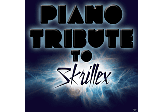Skrillex Tribute - Piano Tribute To Skrillex [CD]