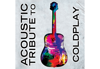 The Guitar Tribute Players - Acoustic Tribute To Coldplay - (CD)