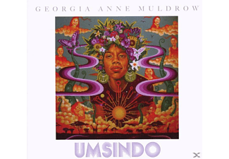 Georgia Anne Muldrow - Umsindo - (CD)