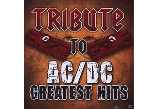 JOHNSON,BRIAN & SCOTT,BON, Various (AC/DC Tribute), Ac & Dc Tribute - Tribute To Ac/Dc's Greatest Hits [CD]