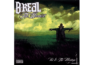 B-real, B-real (cypress Hill) - The Harvest Vol.1 - (CD)