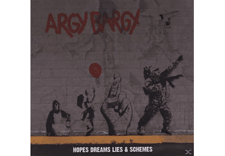 Argy Bargy - Hopes Dreams Lies & Schemes [CD]