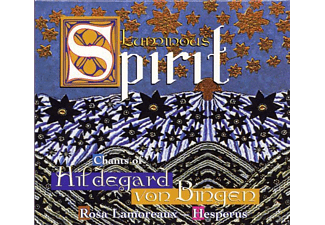 Hesperus, Lamoreaux - LUMINOUS SPIRIT-CHANTS O.BIN - (CD)