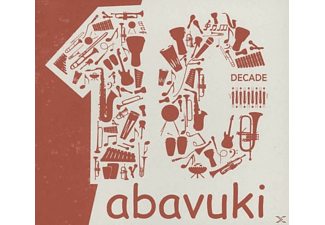 Abavuki - Decade - (CD)