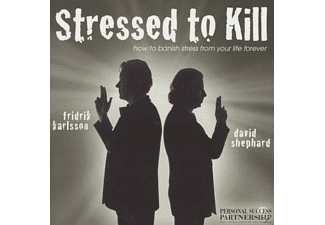 Stressed To Kill - 2 CD - Hörbuch