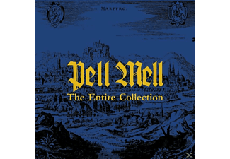 Pell Mell - The Entire Collection - (CD)