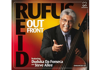 Rufus Reid - Out Front - (CD)