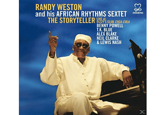 Randy Weston - The Story Teller [Import] - (CD)