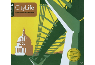 VARIOUS - City Life: Vol.1-Underground - (CD)