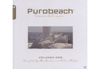 VARIOUS - Purobeach Volumen Dos - (CD)
