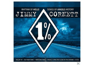 Jimmy Cornett - Rhythm Of Hells Songs Of Angel - (CD)