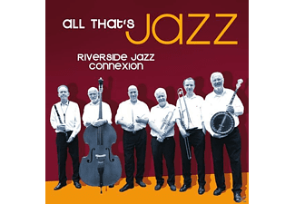 Riverside Jazz Connexion - all that's Jazz - (CD)
