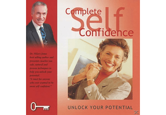 DR. HILARY JONES (NO ONLINE SALE), Hilary Dr.jones - Complete Self Confidence - (CD)