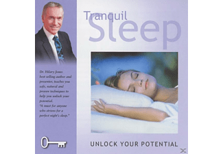 DR. HILARY JONES, Hilary Dr.jones - Tranquil Sleep - (CD)