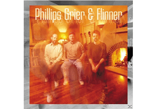 Grier & Flinner Phillips - PHILLIPS GRIER & FLINNER - (CD)