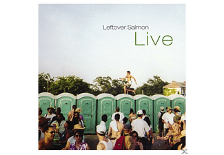 Leftover Salmon - LIVE - (CD)