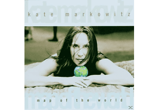 Kate Markowitz - MAP OF THE WORLD - (CD)