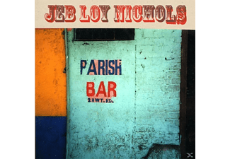 Jeb Loy Nichols - Parish Bar - (CD)