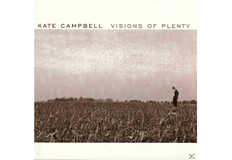 Kate Campbell - VISIONS OF PLENTY - (CD)