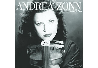 Andrea Zonn - LOVE GOES ON - (CD)