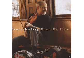 Bruce Molsky - SOON BE TIME - (CD)