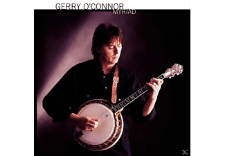 Gerry O'conner - MYRIAD - (CD)