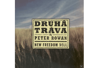 Druha Trava, Druha Trava & Peter Rowan - NEW FREEDOM BELL - (CD)