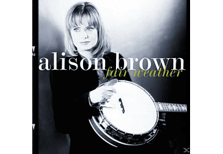 Alison Brown - FAIR WEATHER - (CD)