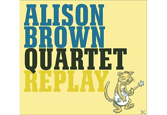 Alison Brown - REPLAY - (CD)