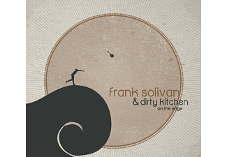 Frank Solivan & Dirty Kitchen - ON THE EDGE - (CD)