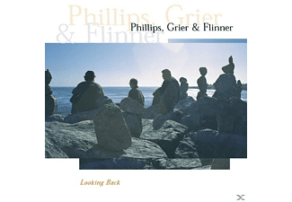 Grier & Flinner Phillips - LOOKING BACK - (CD)