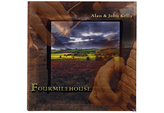 Alan & John Kelly - FOURMILEHOUSE - (CD)