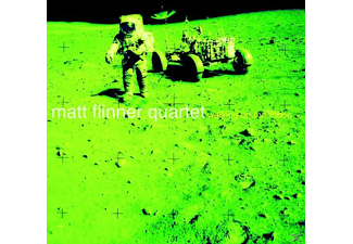 Matt Quartet Flinner - WALKING ON THE MOON - (CD)
