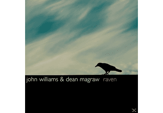 John & Dean Magraw Williams - RAVEN - (CD)