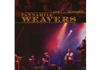 Tannahill Weavers - LIVE & IN SESSION - (CD)