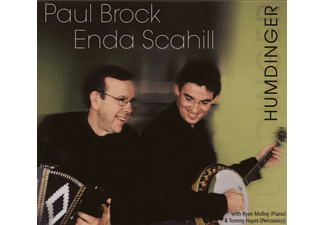 Paul Brock, Enda Scahill - HUMDINGER - (CD)