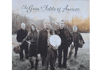 Green Fields Of America - THE GREENFIELDS OF AMERICA - (CD)