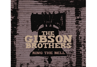 The Gibson Brothers - RING THE BELL - (CD)