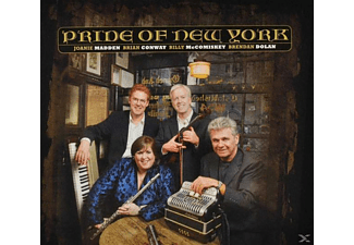 Madden/Conway/McComiskey/Dolan - PRIDE OF NEW YORK - (CD)