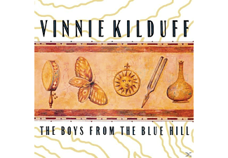 Vinnie Kilduff - THE BOYS FROM THE BLUE HILL - (CD)