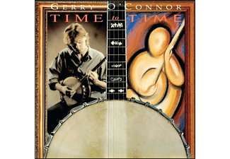 Gerry O'connor - TIME TO TIME - (CD)