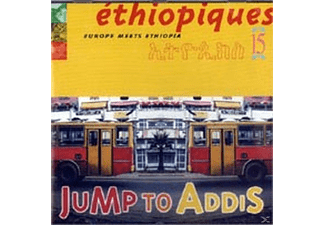 Ethiopiques 15 - EUROPE MEETS AFRICA - (CD)