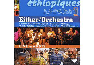 Either - ETHIPIQUES - (CD)