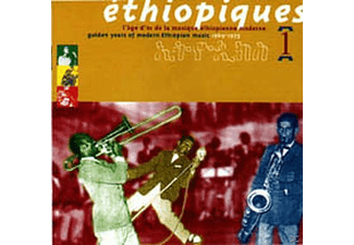 Ethiopiques 1 - GOLDEN YEARS OF MODERN MUSIC 1 - (CD)
